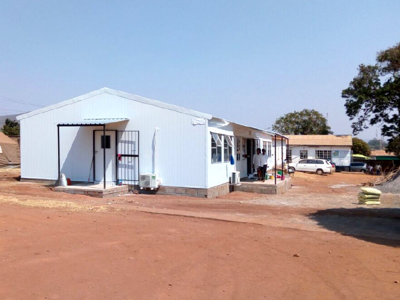 Health Clinics | Mobile Units | Zambia | Zambian Clinics | Nyumba